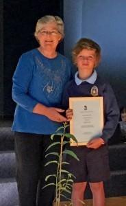 Award to Patrick1